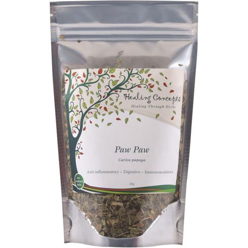 Paw Paw Loose Leaf Organic 50g - Healing Concepts