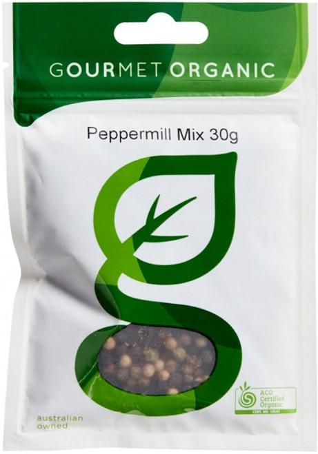 Peppermill Mix Organic 30g - Gourmet Organics