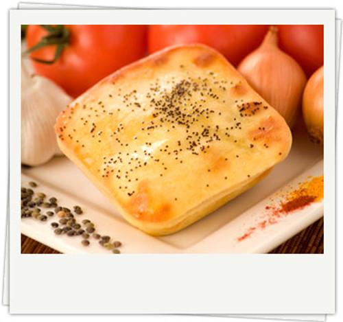 Curried Lentil Pie (Vegan & Gluten Free) Organic Frozen - Byron Gourmet
