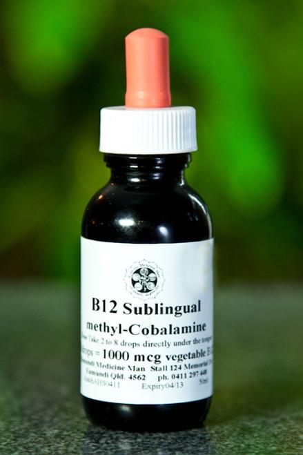 Ayurvedic Health - Pink Drops (B12) 50ml