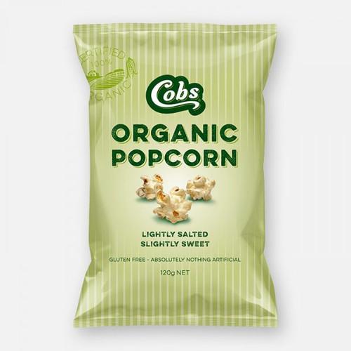 Popcorn Sweet & Salty 120g - Cobs