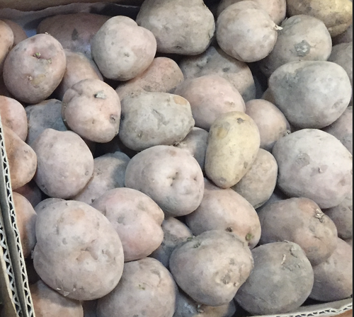 Potatoes Desiree Organic  - each (approx.)
