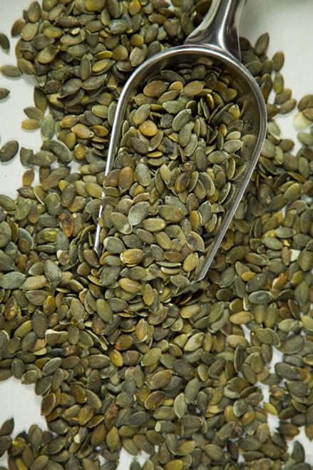Pepitas Raw Organic - Bulk per 100g