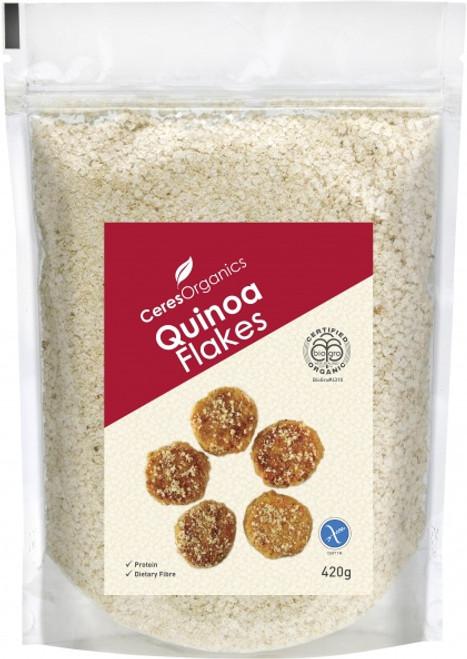 Quinoa Flakes Organic 420g - Ceres Organics