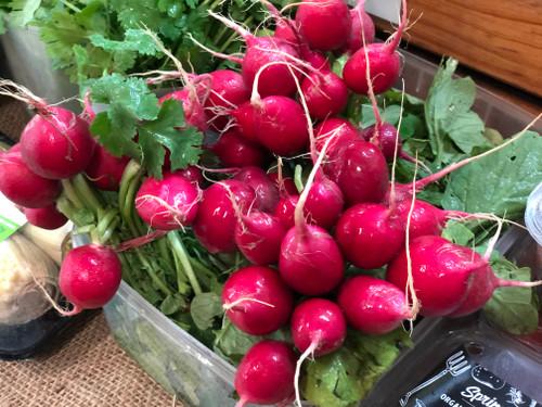 Radish Red Organic - Bunch