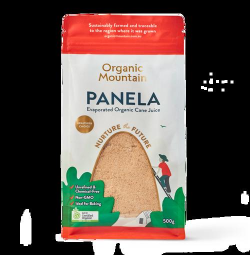 Panela Sugar (Rapadura) Organic 500g - Organic Mountain