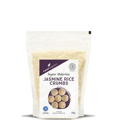 Rice Crumbs (Jasmine) Organic 350g - Ceres Organics