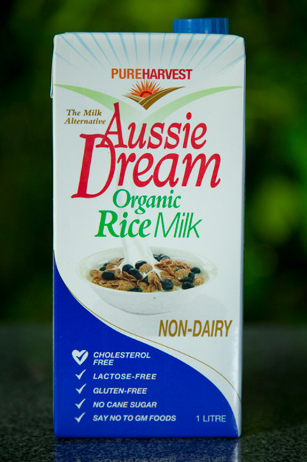 Rice Milk Organic 1L - Pure Harvest