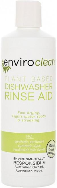 Dishwasher Rinse Aid 500ml - Enviroclean