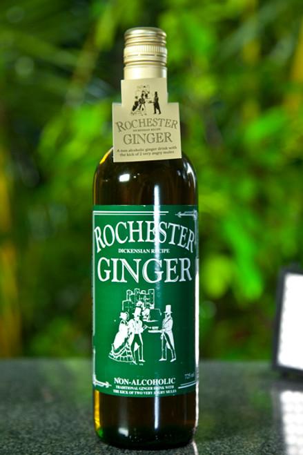 Ginger Drink 725ml - Rochester