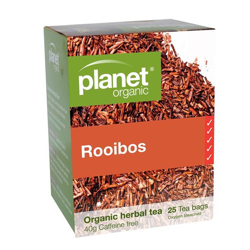 Rooibos Tea 25 Bags - Planet Organic