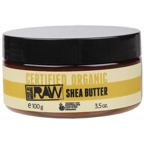 Shea Butter Organic 100g - Every Bit Organic
