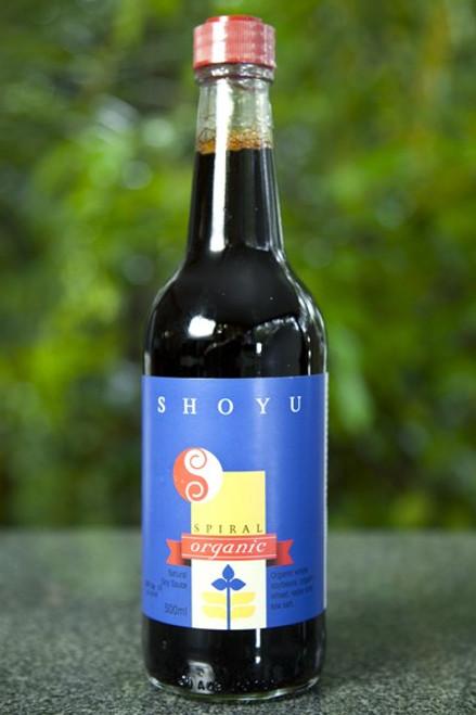 Shoyu Sauce 250ml - Spiral