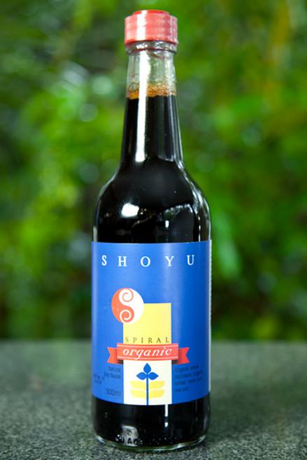 Shoyu Sauce 500ml - Sprial