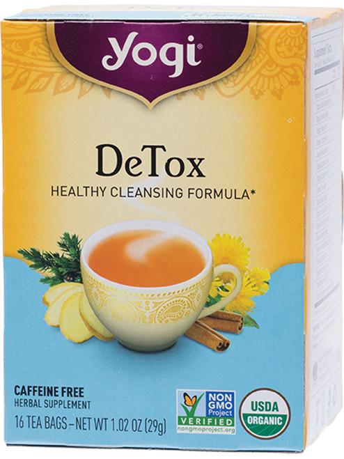 Detox Tea 16 Bags - Yogi Tea