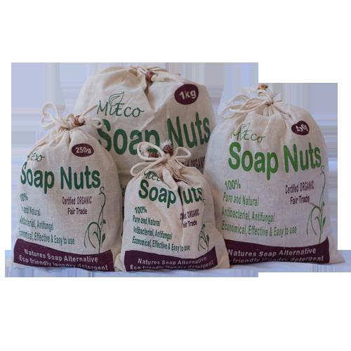 Soap Nuts 100g - MiEco