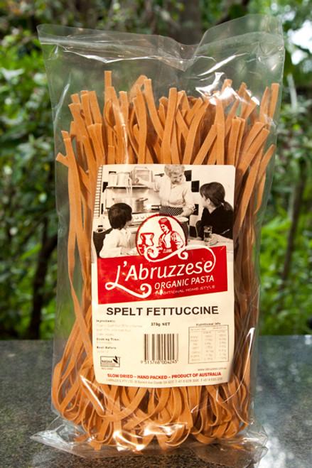Spelt Fettuccine 375g - L'Abruzzese