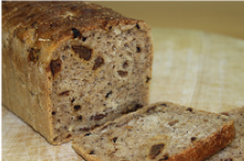 Fruit Loaf Large- Sol Organic Bakery 700g *Pre-order to ensure Supply