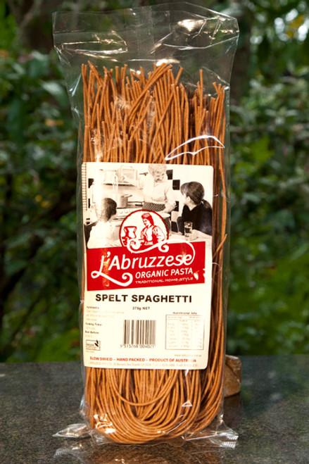 Spelt Spaghetti 375g - L'Abruzzese