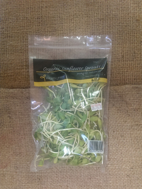 Sprouts Sunflower Organic - Bag