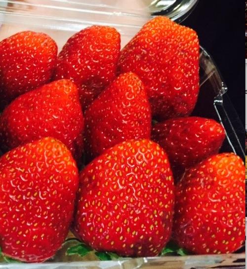 Strawberries - Punnet