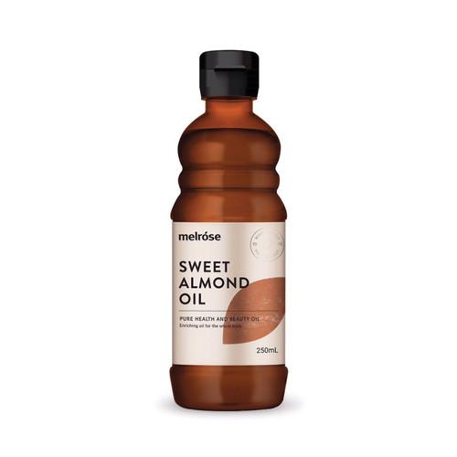 Sweet Almond Oil 250ml - Melrose
