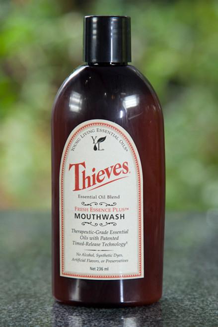 Thieves Mouthwash