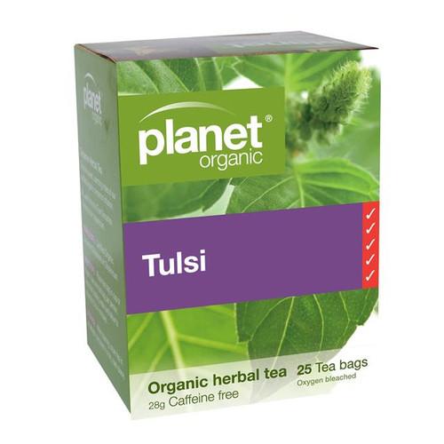 Tulsi Tea 25 Bags - Planet Organic