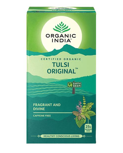 Tulsi Original Tea Organic 25 Bags - Organic India