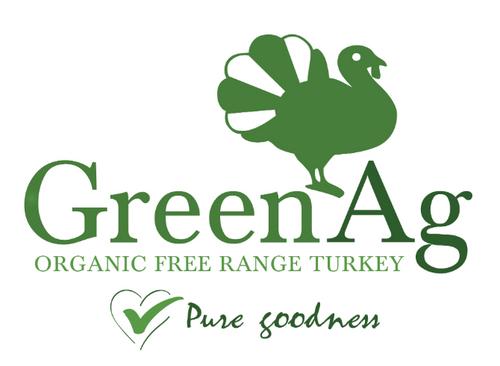 Turkey Roast Breast Rolled Organic 1.75kg - GreenAg Organic