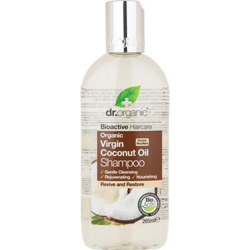 Coconut Oil Shampoo 265ml - Dr Organic