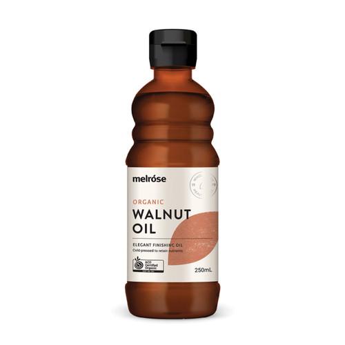 Walnut Oil Organic 250ml - Melrose