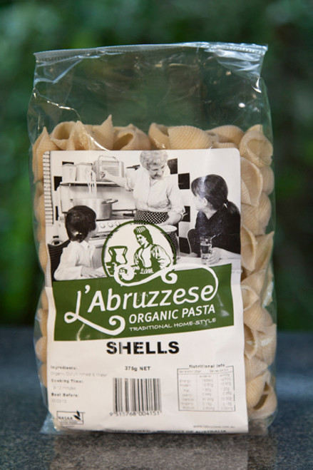 Durum Wheat Shells 375g - L'Abruzzese