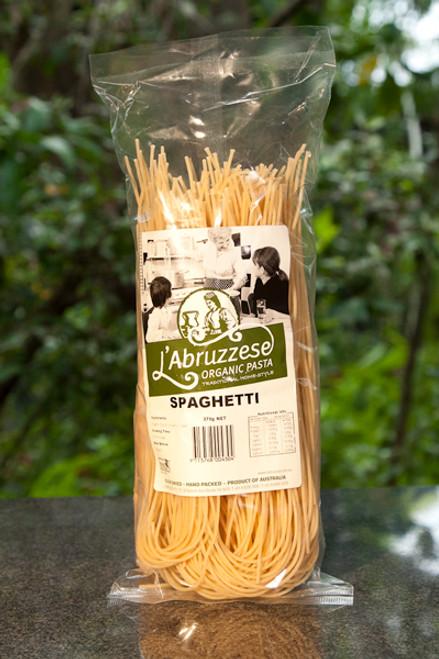 Durum Wheat Traditional Spaghetti 375g - L'Abruzzese