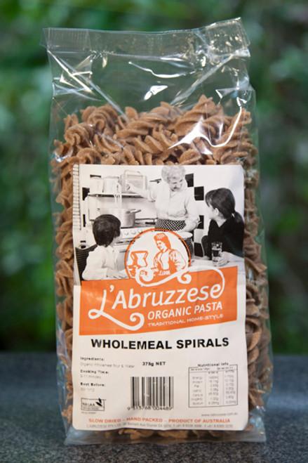 Wholemeal Spirals 375g - L'Abruzzese