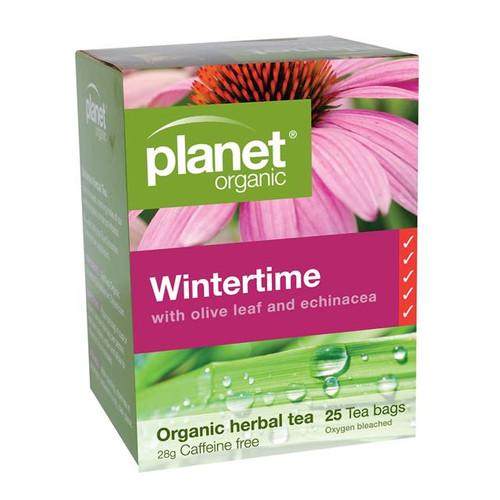 Wintertime Tea 25 Bags - Planet Organic