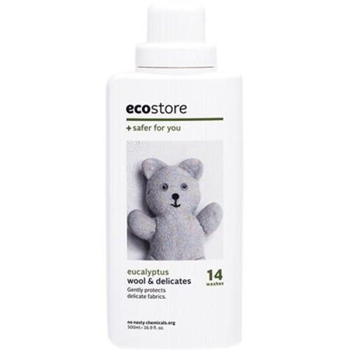 Wool & Delicates Wash Eucalyptus 500ml - Ecostore