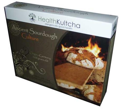 Sourdough Culture Ancient (German) - Health Kultcha
