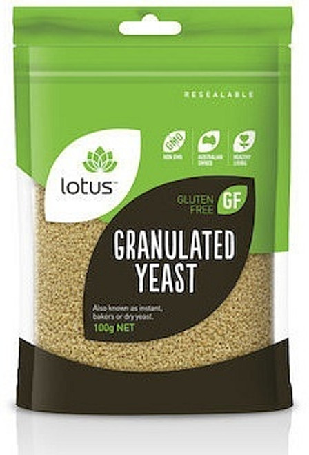 Yeast Instant Granulated 100g - Lotus