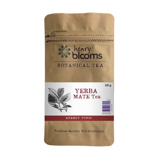 Yerba Mate Tea Leaf 125g - Henry Blooms