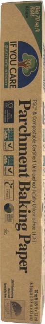 Parchment Baking Paper Rolls 19.8m x 33cm- If You Care