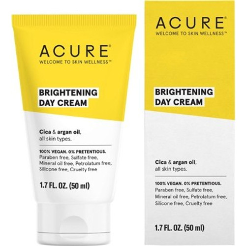 Day Cream Brightening 50ml - Acure