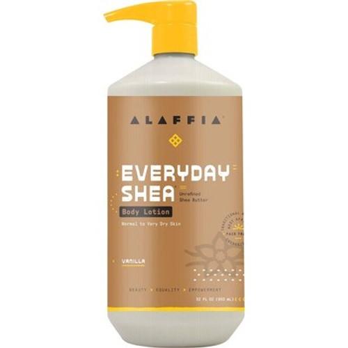 Body Lotion Everyday Shea Vanilla 950ml - Alaffia