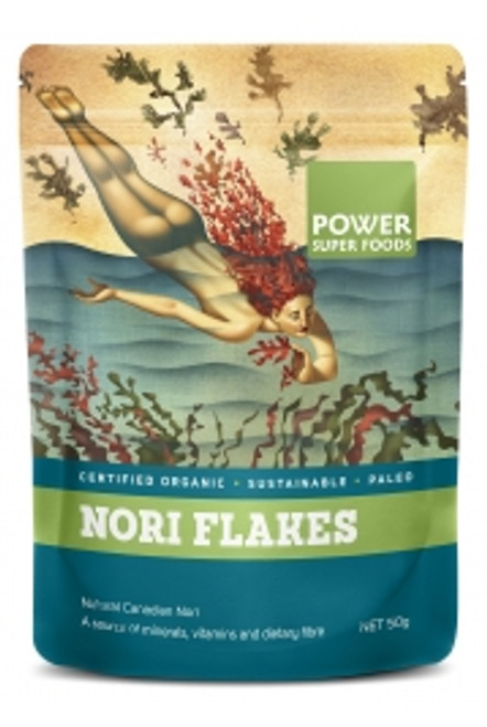 Nori Flakes 50g - Power Super Foods