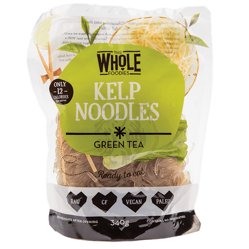 Kelp Noodles Green Tea 340g - The Whole Foodies