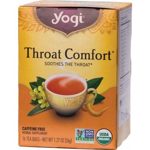 Throat Comfort 16 Bags - Yogi Tea