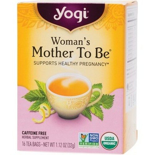 Woman's Mother To Be 16 Bags - Yogi Tea