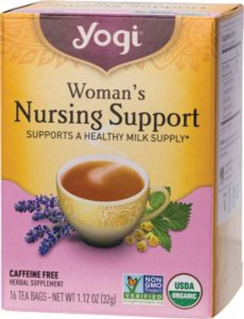 Woman's Nursing Support 16 Bags - Yogi Tea