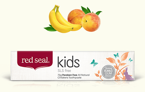 Toothpaste Kids Natural SLS Free 75g - Red Seal