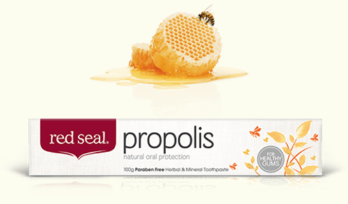 Toothpaste Propolis 100g - Red Seal